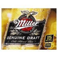 15 bottles of Miller Genuine Draft for £7 @ Asda SCOTLAND ONLY