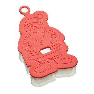 3D Santa Cookie Cutter - £1.21 delivered at AMAZON