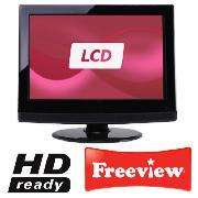 "15"" Technika LCD TV with Freeview £70@ Tesco Direct *Using Code*"