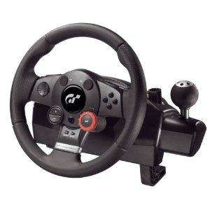 Logitech Driving Force GT Official Race Wheel PS3 @ Argos £84.99