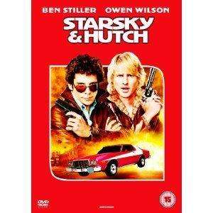 SOLD OUT SORRY.......Only £1.00. BEN STILLER-OWEN WILSON-STARSKY AND HUTCH DVD AGE 15 +. @ Tesco Outlet. Free Delivery..