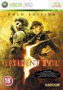 resident evil GOLD xbox 360 (+7% quidco) £12.85 Delivered @ The Hut