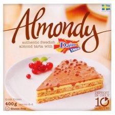 Almondy Daim Cake 400g only £1.99 (was £2.99) @ Tesco + Quidco/ TCB