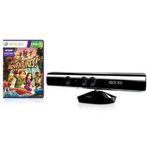 Kinect  Including Kinect Adventures £79.99 Delivered @ Zavvi outlet