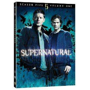 Supernatural season 5 part 1 £5.00 delivered @ Amazon