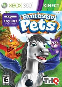 EXPIRED - Kinect: Fantastic Pets 10.99 @ play.com