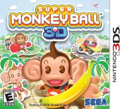 Super Monkey Ball 3DS £14.86 @ Shopto