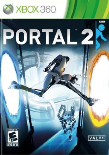 Portal 2 (XBOX 360 & PS3) @ Play.com  £24.99