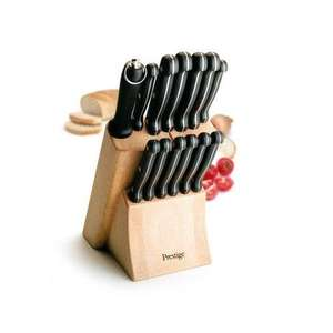 14 piece Prestige knife set £18 RRP £70 British Home Stores