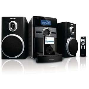 Philips DCB146 Micro Hi-Fi with CD player, Ipod Dock, DAB radio £69.99 @ Philips Online store