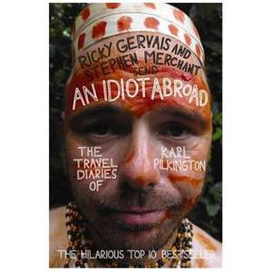 An Idiot Abroad: The Travel Diaries of Karl Pilkington (Paperback)  £3.99 @ Play.com