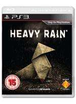Heavy Rain PS3 Pre-owned £9.99 @ GAME