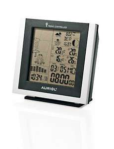 Radio-controlled Weather Station £14.99 from Lidl!