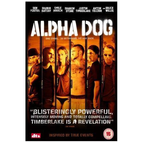 Alpha Dog dvd for £2.99 @ HMV + TCB