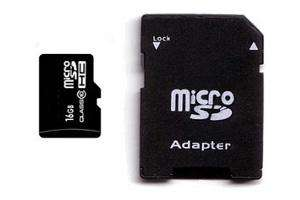 16 Gb  Class 10 micro USB  £18.50 @ lowpricememory.co.uk