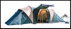 Pro Action 6 Man Tent Just £42.49 (Was £99.99) @ Argos