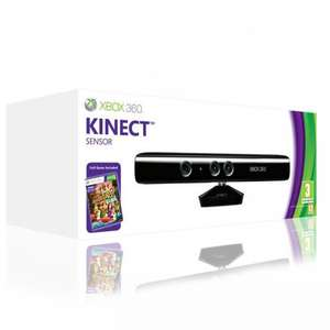 Kinect for Xbox 360 Includes Kinect Adventures £97.85 ShopTo