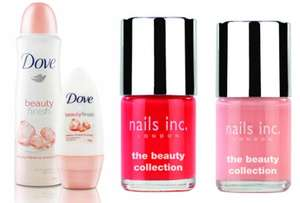 Free Nails Inc Polish worth £11 with 2 Dove Deodorants @ Boots (voucher for £1 off deodrant in post)