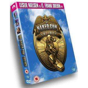 The Naked Gun Collection DVD only £3.49 delivered @ Amazon and Play.com