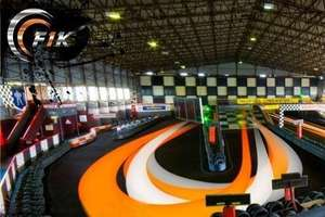 50 Laps of Karting / £19.50 at F1K Colnbrook (near Heathrow) using Groupon