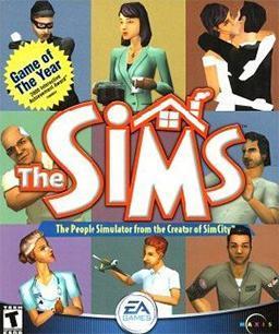 The Sims PC Game £1 @ Asda