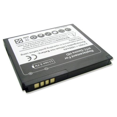 BMCDigital 1600mAh HTC Desire HD Battery £6.95 @ Play.com