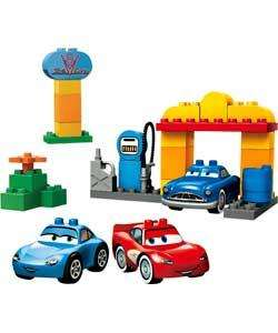 Lego Duplo money off at Argos in store and online.  e.g. Disney Cars Flo's cafe set 25% off was £25.99 now £18.99