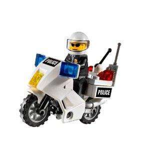 LEGO City 7235 Police Motorcycle £2.99 at Amazon