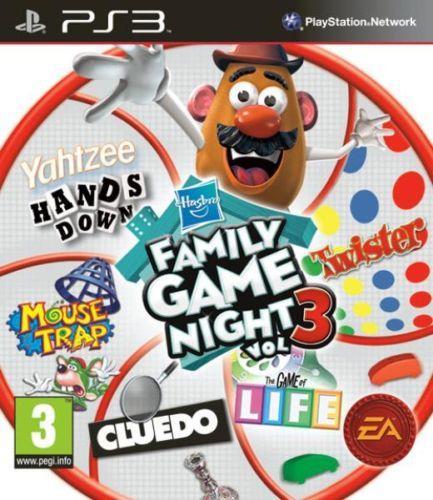 Family game night vol 3 PS3 & XBOX360 £5.99 @Zavvi ebay outlet