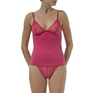 Calvin Klein Pink Rosette Lace Ladies Gift Set @ Selfridges Sale £15 + p&p from £42 sizes S, M, L available