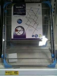 Minky indoor airer/clothes horse £10.75 instore at Tesco