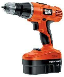 Black and Decker EPC188BK Hammer Drill 18V only £65.99 @ Argos was £109.99