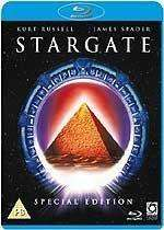 Stargate - Special Edition BLU-RAY £2.99 @ Blah.co.uk