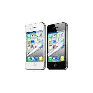 10 screen protectors and cleaning cloths for iphone 4 delivered for an amazing 99p @ Amazon