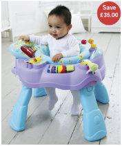 Early Learning Centre  HALF PRICE on sale items, e.g. blossom farm play and perform was £70 now £35