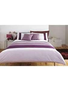 Austin Duvet Cover Set (buy one get one FREE!) from £4.50 delivered @ littlewoods