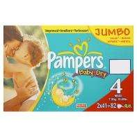 Pampers Jumbo Value £10 @ Asda