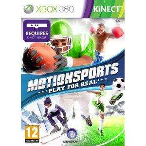 EXPIRED - Kinect: MotionSports 12.99 @ play.com