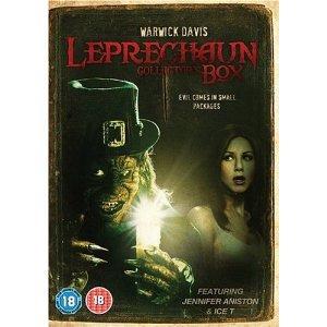 Leprechaun DVD Box Set (5 films) - £7.89 + delivery @ sendit.com