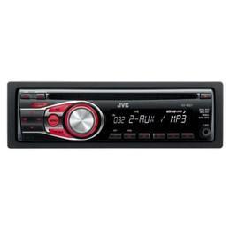 JVC KD-R321 CD/MP3 Player £53 @Halfords