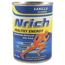 Nrich Energy drinks (aka Nurishment) - Now 50p @ Tesco