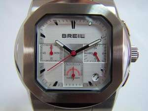 GORGEOUS Breil Tribe Men's Watch TW0587 With Silver Dial And Bracelet 72% Off £54.60 + Free Delivery @ Amazon
