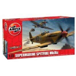 Airfix Spitfire Mk IXc (Scale: 1:72) -  £5.20 delivered @Duncan's Model Trains