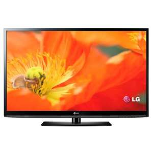 LG 42PJ350 42-inch Widescreen HD Ready 600Hz Plasma TV with Freeview - Used Like New £222.49 Delivered @ Amazon Warehouse