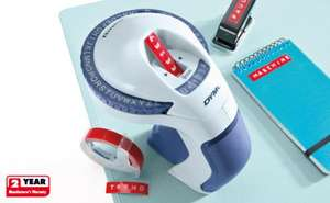 Dymo Embossing Label Maker £6.99 @ Lidl from Monday 20th June