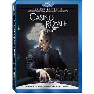 Casino Royale [Deluxe Edition] Blu-ray £5.85 @ Zavvi