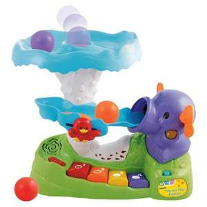 Vtech Pop and Play elephant was £24.97 now £8 at Tesco online