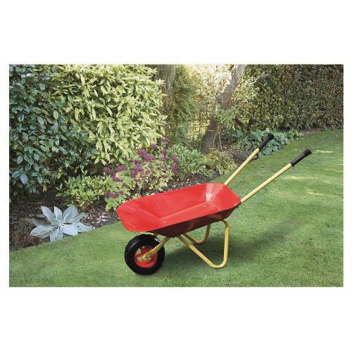 Kids Metal Wheelbarrow £10 @ Tesco Direct