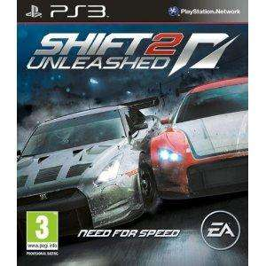 Shift 2 Unleashed  £19.99 (PS3, XBOX 360)- AMAZON UK
