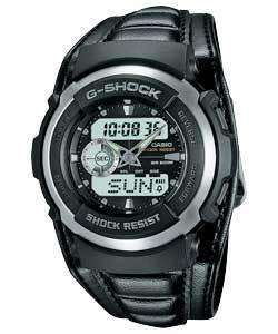 CASIO GENTS SHOCK TWIN COMBI CUFF STRAP WATCH £29.99 @ ARGOS/EBAY